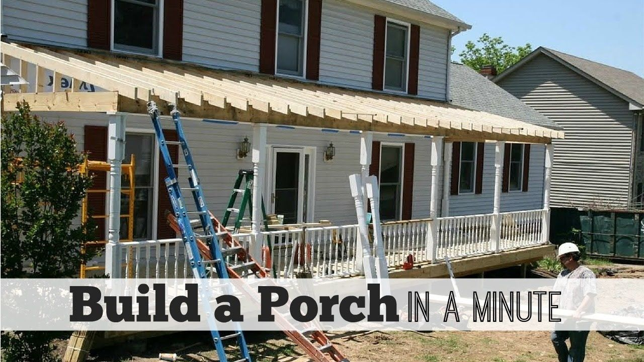 Lovely Front Porch Add Ons Yu123w Building A Porch Porch Addition Front Porch Addition