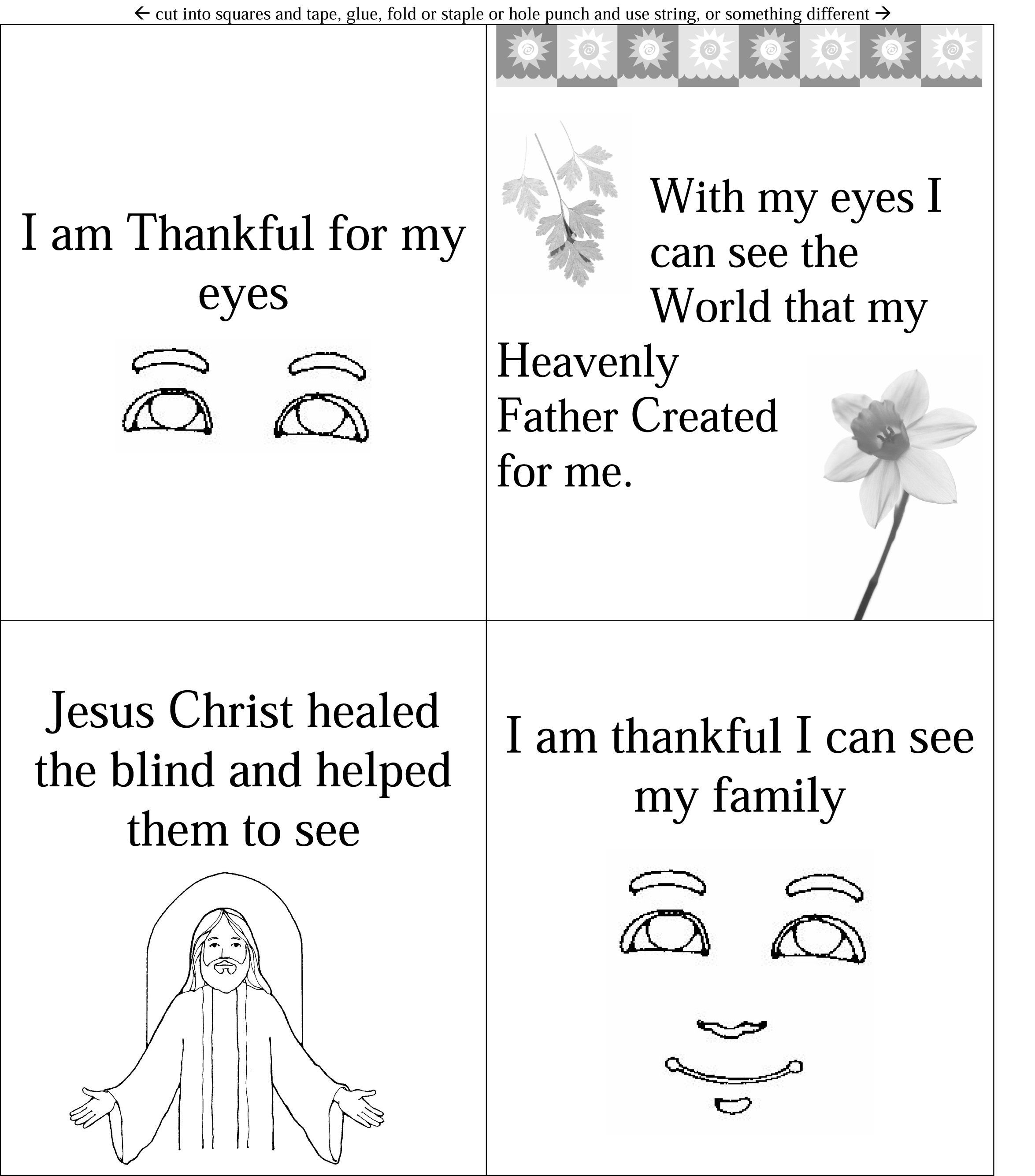 free lds clipart to color for primary children http www