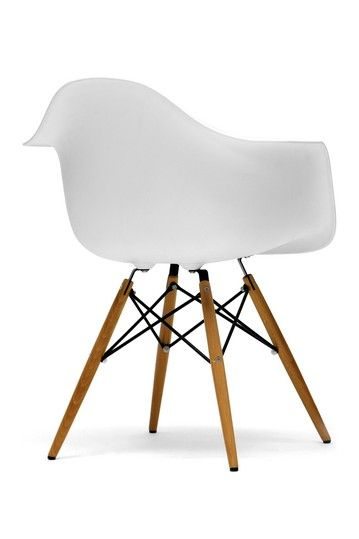 Pascal Plastic Mid Century Modern Shell Chairs White Set Of 2 On Hautelook White Plastic Chairs Accent Chair Set Molded Plastic Chairs