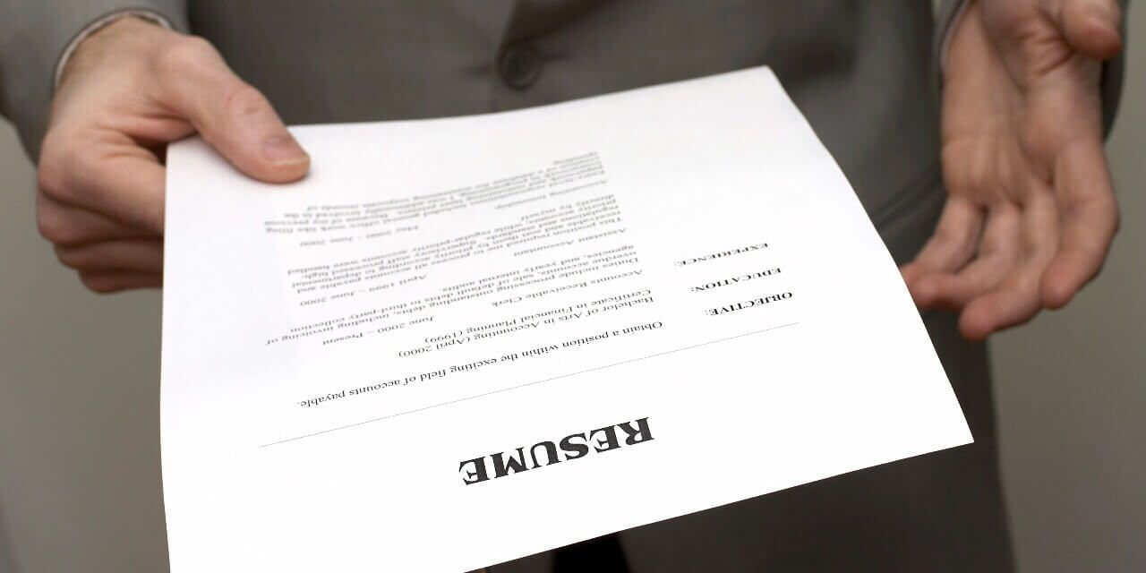 Blockchainbased resume a resume you can trust writing