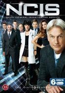 NCIS - Kausi 9 (6 disc) - DVD - Elokuvat - CDON.COM