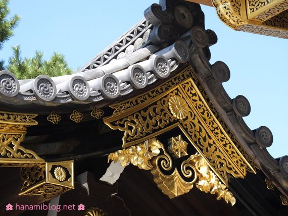 Giappone - Castello Nijo