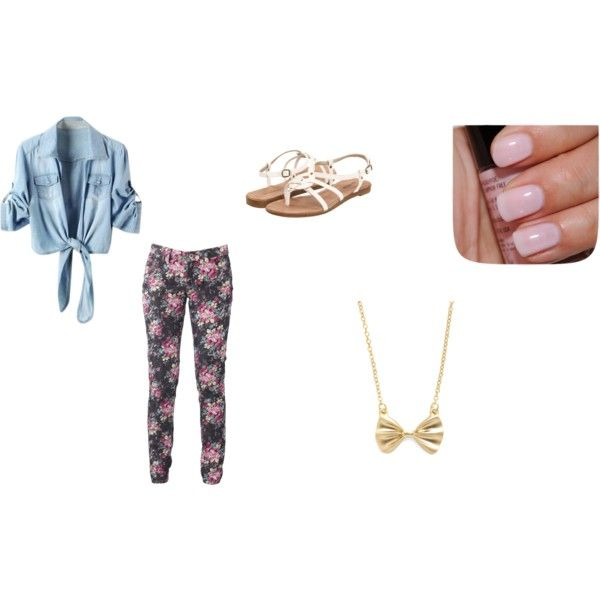 Untitled #10, created by addibutler on Polyvore