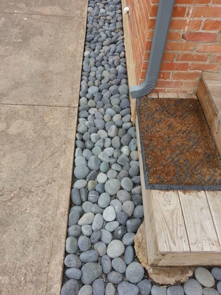 Landscaping with River Rock: Best 130 Ideas and Designs #riverrockgardens