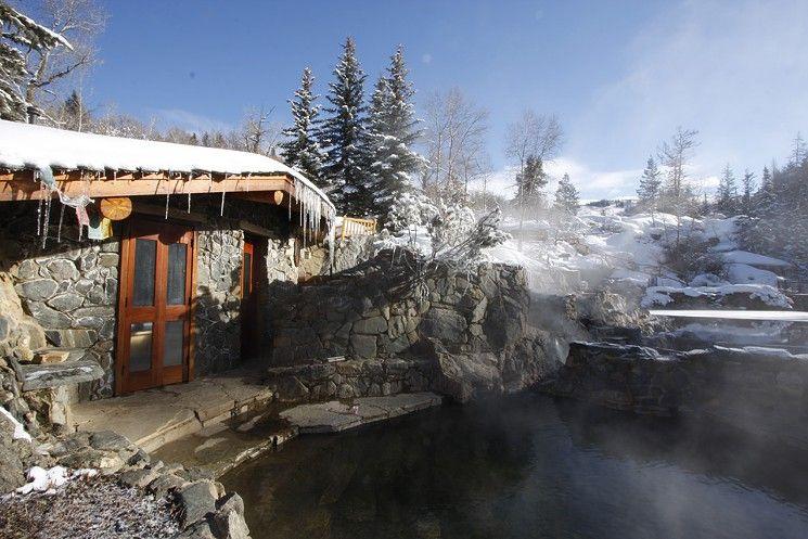 Best Oregon Hot Springs
