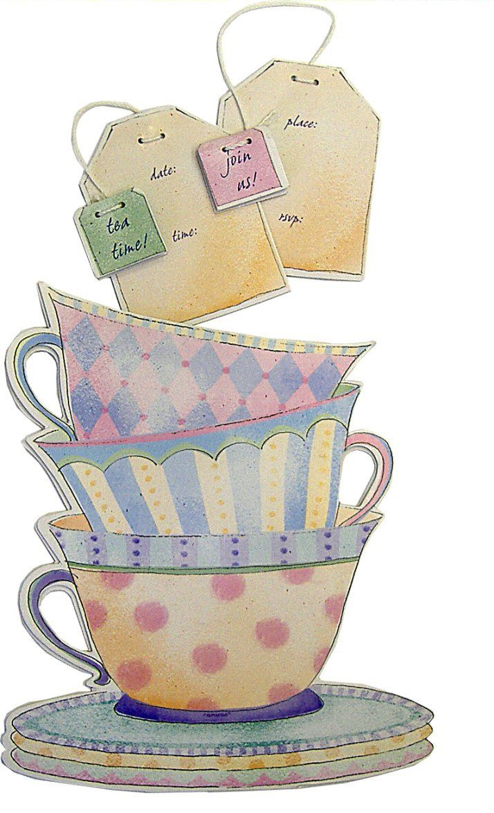 tea party menu | Plan a Party: How About a Tea Party? | My Posh ...