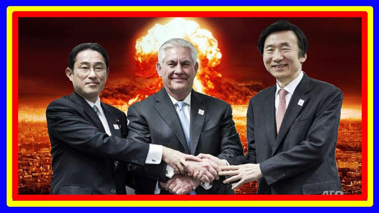 Bản Tin Ngày 17/2/17: Mỹ Cam Kết Dùng Vũ Khí Hạt Nhân Bảo Vệ Nhật-Hàn, K...