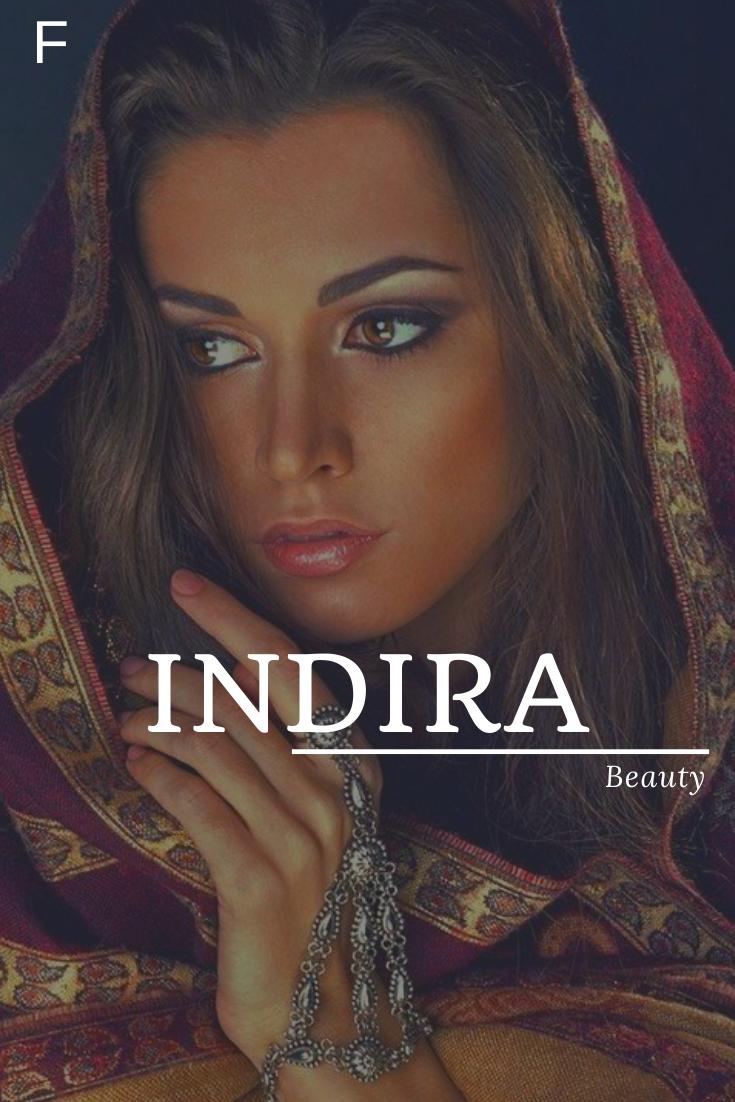 Indira bedeutet Schönheit #Indira #babynamesboy
