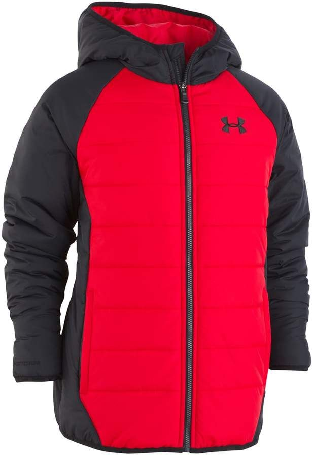 fbda8397d Boys 8-20 Under Armour Puffer Jacket | Products | Puffer jackets ...