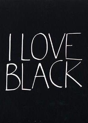 Imagenes de mujeres vestidas de negro con frases