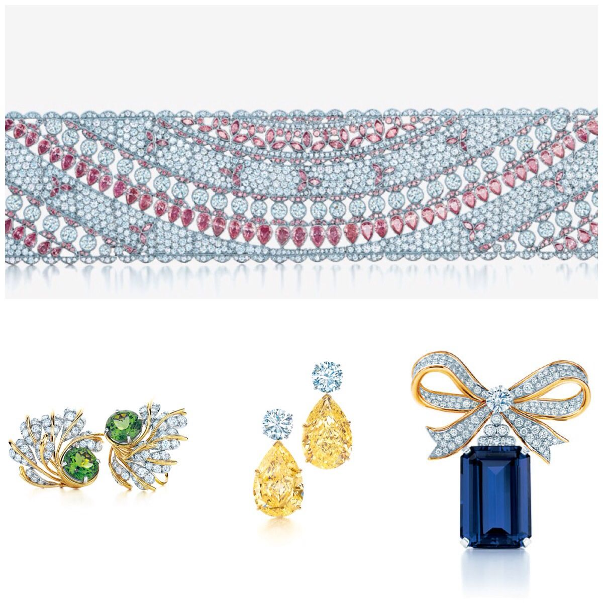 Tiffany & Co. The best bedazzler on the planet!