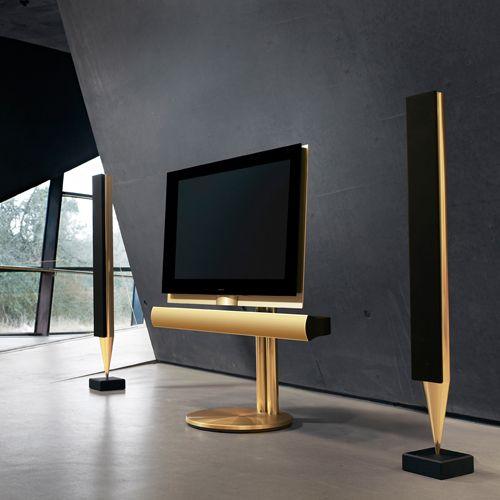 t l viseur 3d beovision 7 55 par bang olufsen haut parleurs et d co. Black Bedroom Furniture Sets. Home Design Ideas
