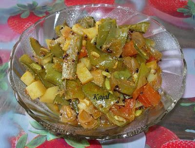 Kajal's.... - Recipes with Step by Step Pictures...