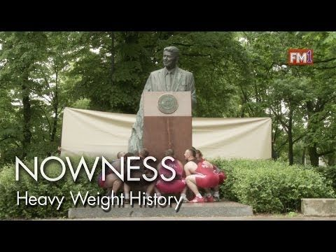 """(8) """"Heavy Weight History"""" (Excerpt) by Christian Jankowski - YouTube"""
