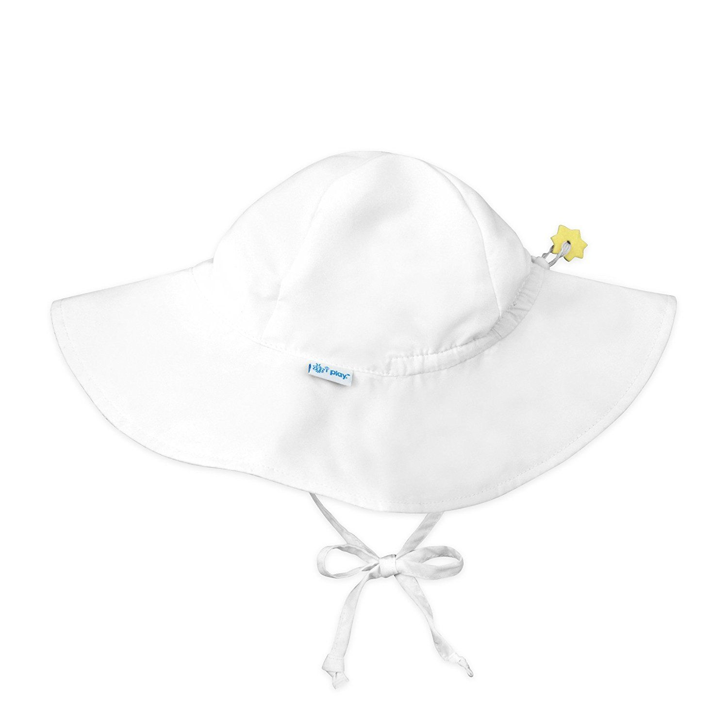 Amazon.com  i play. Baby   Toddler Brim Sun Protection Hat  Toddler Hat   Clothing 9c211808465