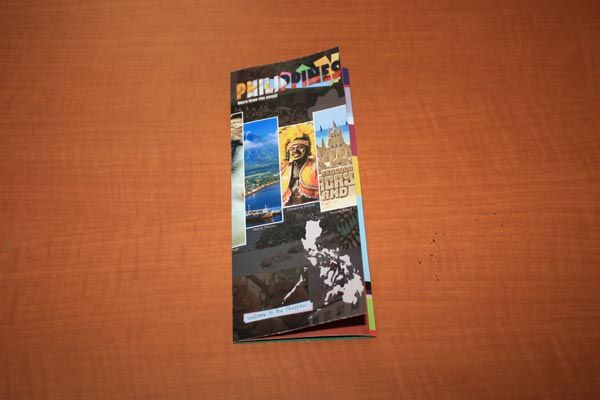Philippine Travel Brochure Examples This Would Be Great  Travel