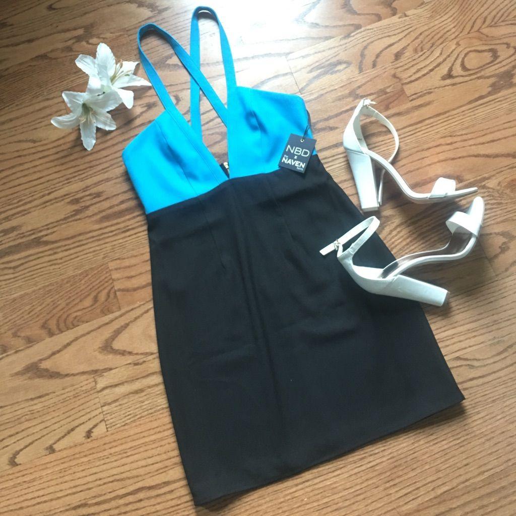 Hot mini dress nbd xnaven twins from revolve products pinterest