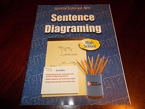 Sentence Diagramming For High School By Mcgraw   Smile Amazon Com  Dp  0078247012  Ref