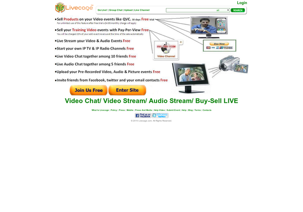 Pin by Robin Good on Best Free Video Conferencing Tools 2014