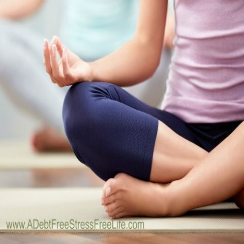 11 habits of people who are debt free  yoga poses for