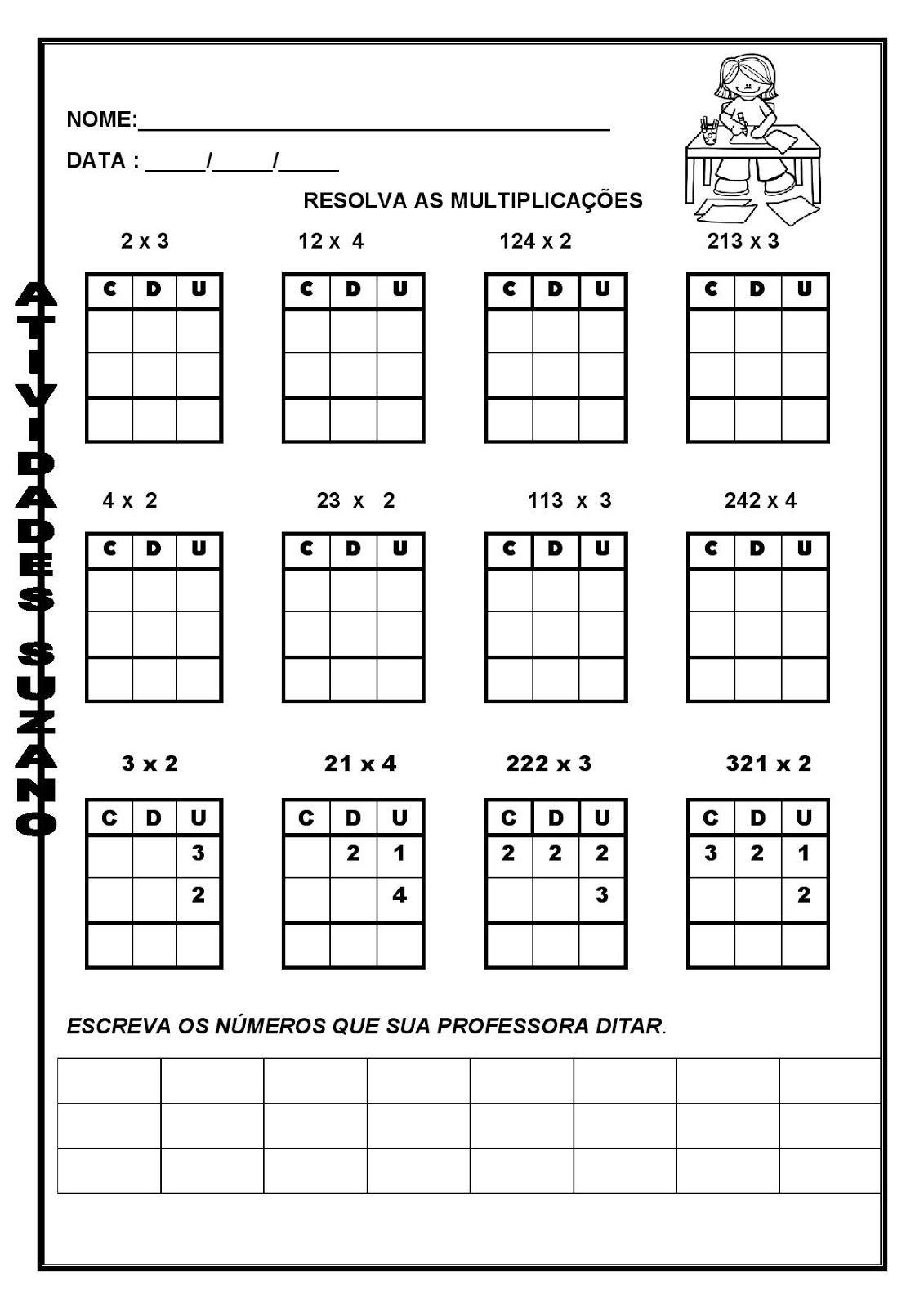 Sondagem Matematica Page 002 Jpg 1131 1600 Con Imagenes