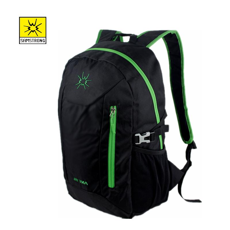 caf2e4ab68a56 Kaufen Samstrong 25L Outdoor rucksack Frauen Männer Reisen Rucksack Camping  Pack Jungen Mädchen Sport Tasche