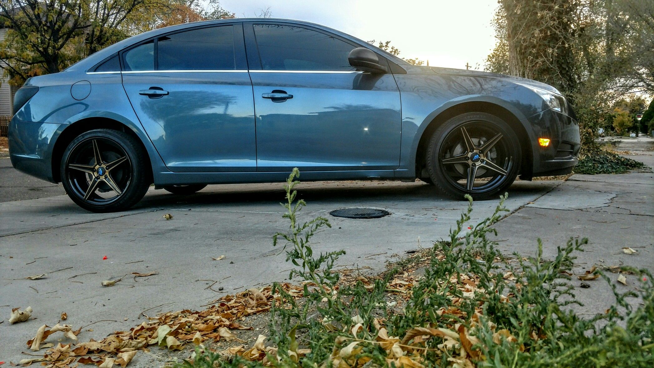 Chevy Cruze On 18s Chevy Cruze On 18s Chevy Cruze Cruze Chevy