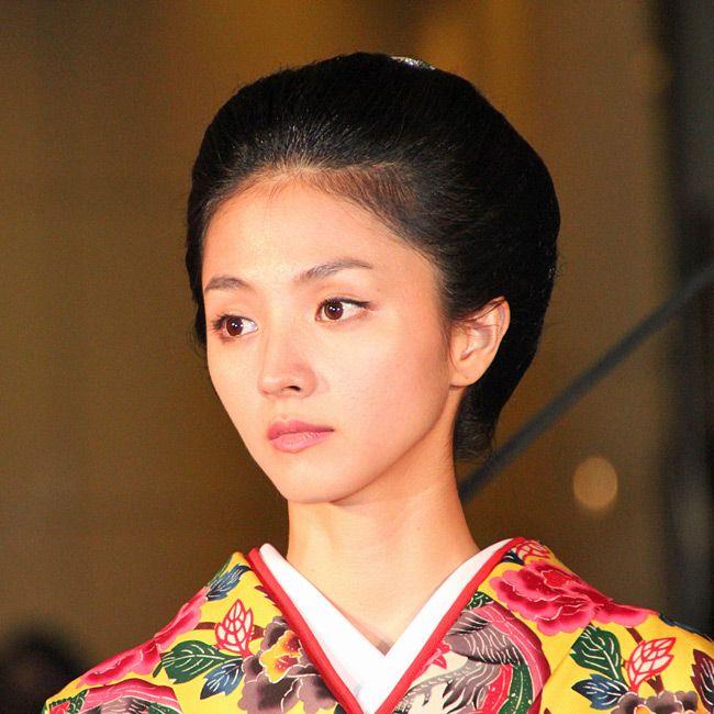 asahi.com(朝日新聞社):和装で現れた満島ひかり - 3D時代劇映画「一 ...