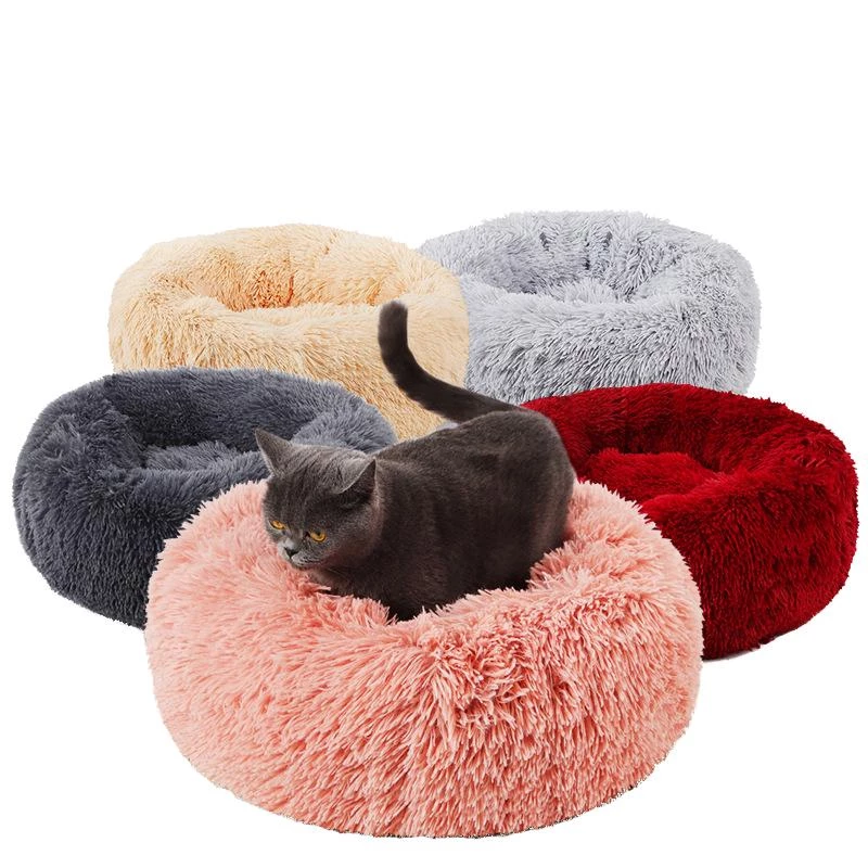 Marshmallow Cat Bed [HOT Selling!] Cat bed, Cat sleeping