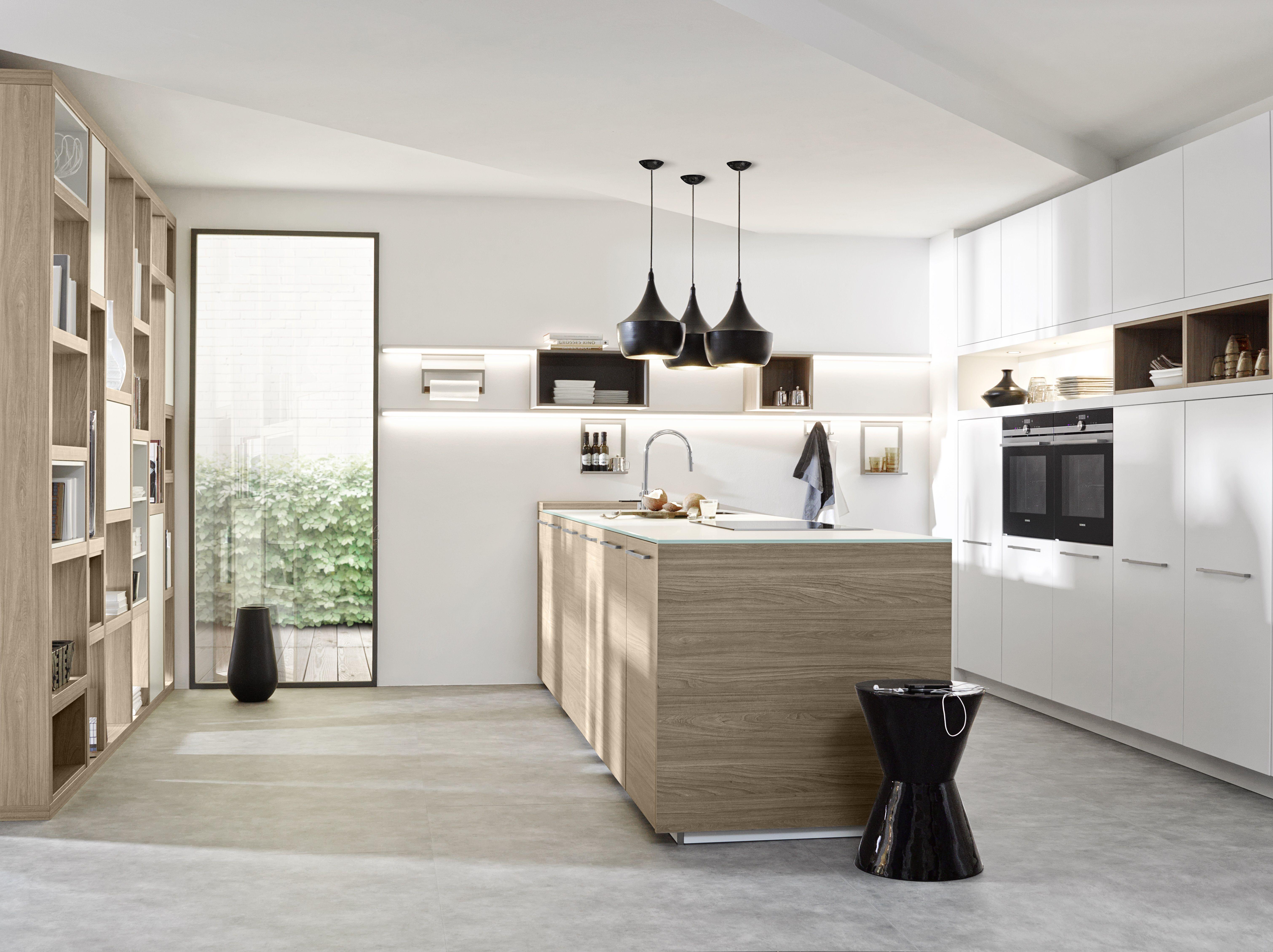 Soft Lack kitchen inspiration ideas modern contemporary