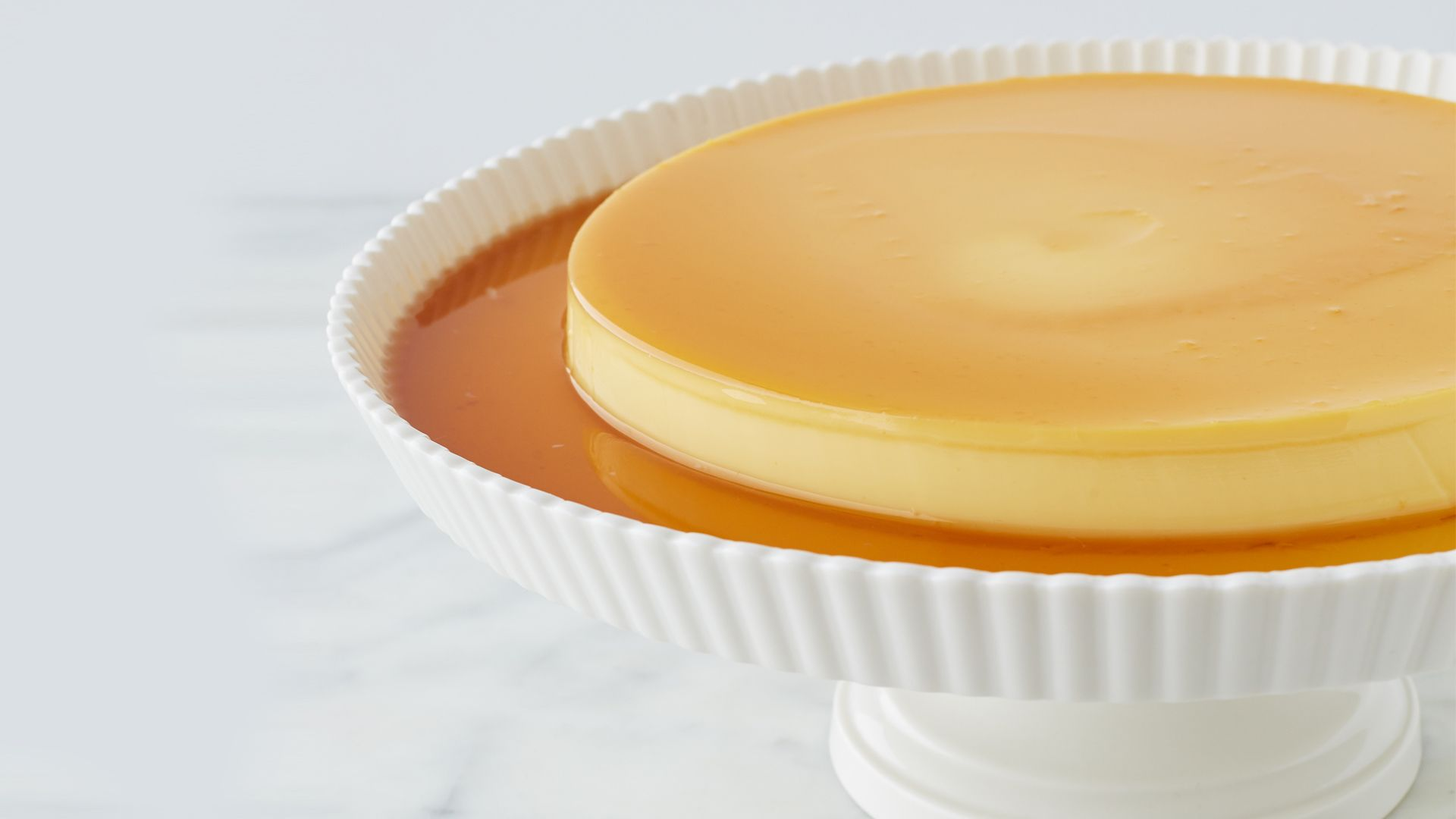 Classic Flan Recipe Desserts Pinterest Flan Flan Recipe And