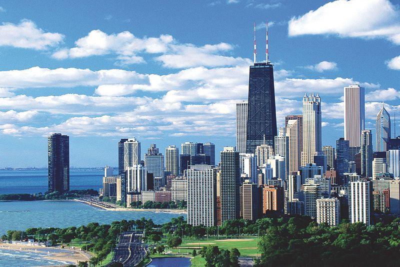 Schönste Stadt Usa