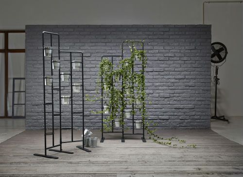 Ikea Fan Favorite Socker Plant Stand A Makes It Possible To Decorate With Plants Everywhere Both In And Out Of The Home
