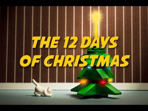 The 12 Days Of Christmas Lyrics Video For Karaoke Christmas Carols Lyrics Christmas Medley Christmas Lyrics