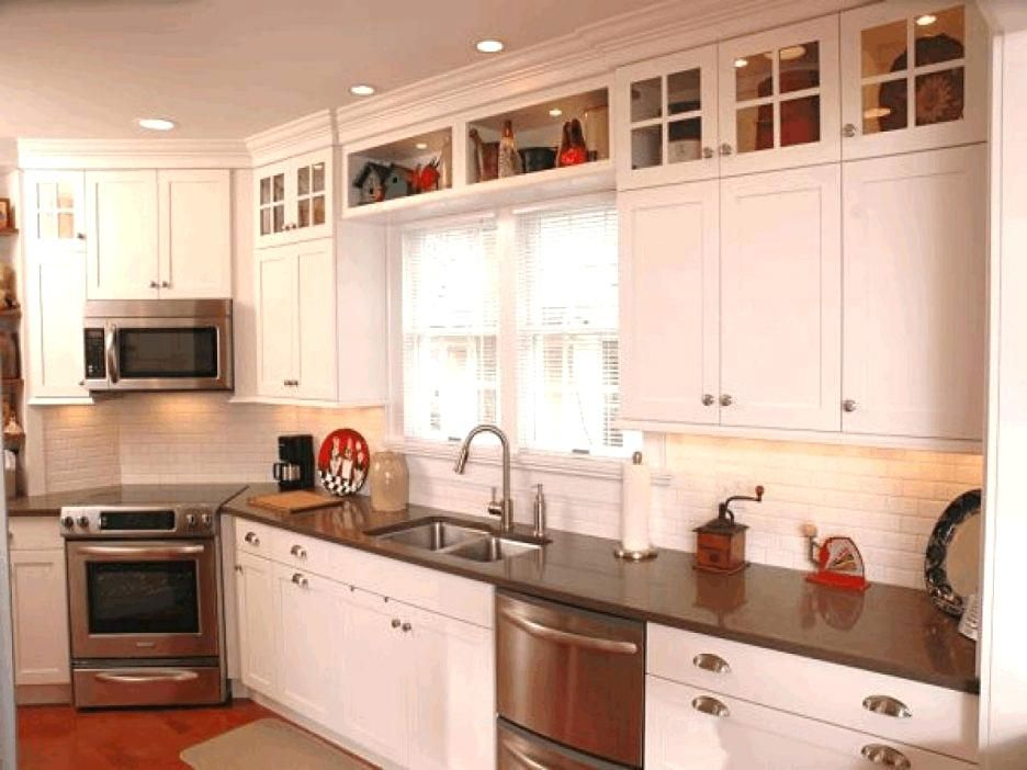 Image Result For Fill Gap Between Ceiling And Cabinets Custom Kitchen Cabinets Above Kitchen Cabinets Kitchen Cabinets Decor