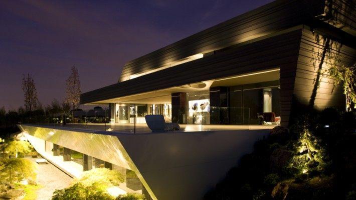 Somosaguas house by A-cero 7