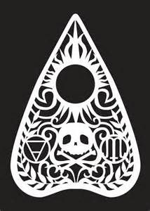 graphic regarding Ouija Board Printable identify Printable Ouija Board Planchette - Bing Photographs Paper