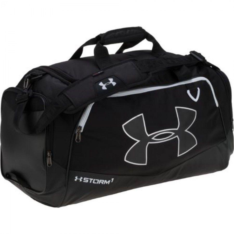Sportovní černá taška Under Armour  78e8fa0c882