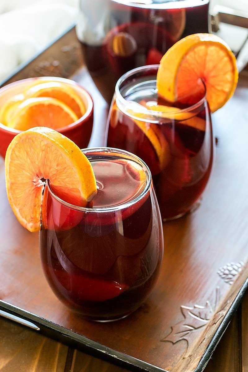 Mango Cointreau Sangria Righteous Recipes Pinterest Quitar  ~ Como Quitar Las Manchas De Vino Tinto