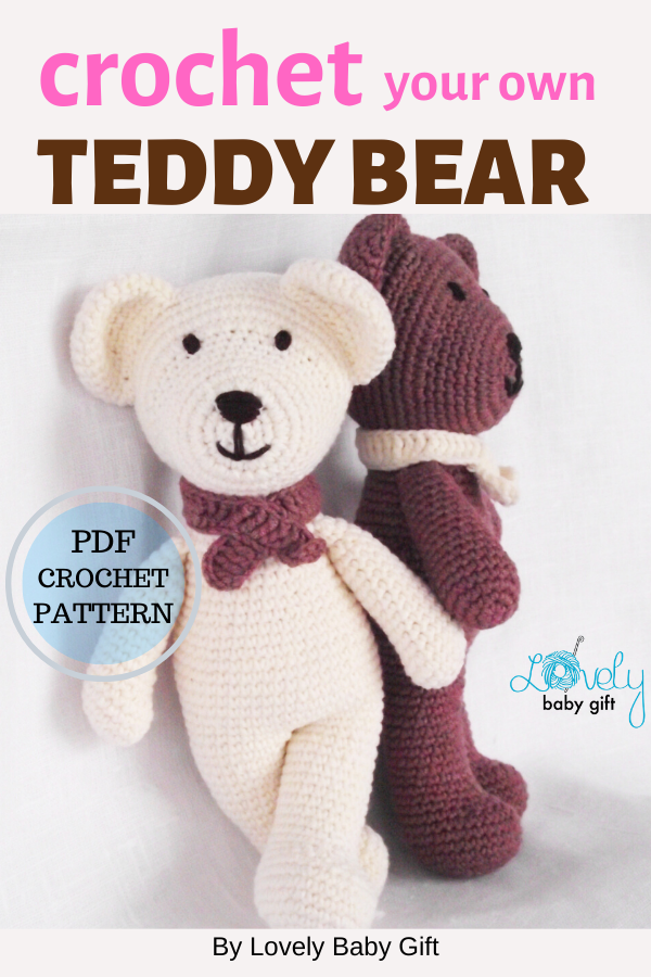 Pin on Amigurumi Bears | Crochet Patterns | 900x600