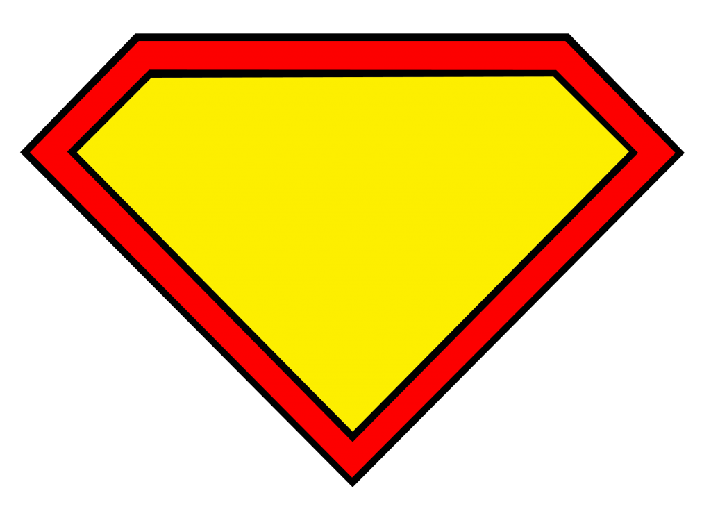 Add Your Own Letter Inspired By Supermans Logo Superman