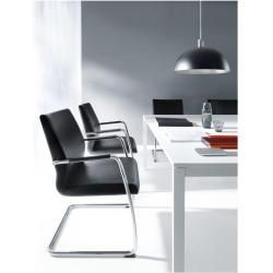 Photo of Acos 20vn cantilever chair Profim
