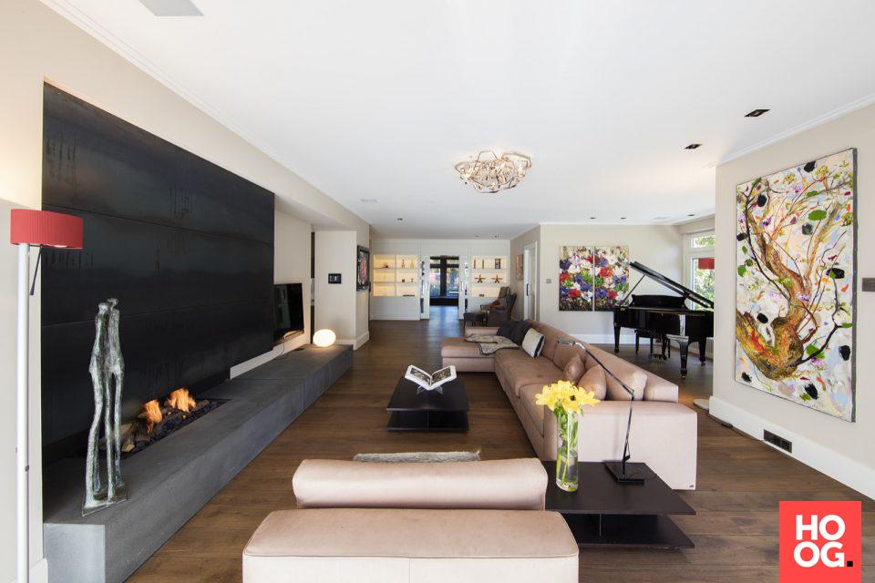 Luxe Woonkamer Inrichting : Luxe woonkamer inrichting met design meubels favorite interiors