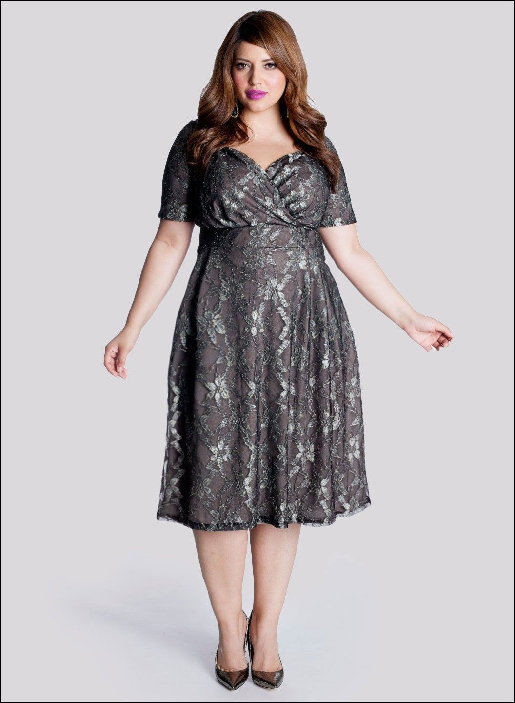 Gray formal dresses plus size dresses and gowns ideas pinterest