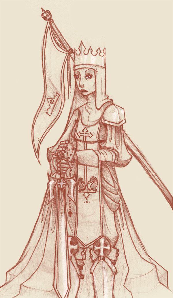 white queen by sk8mac.deviantart.com on @DeviantArt