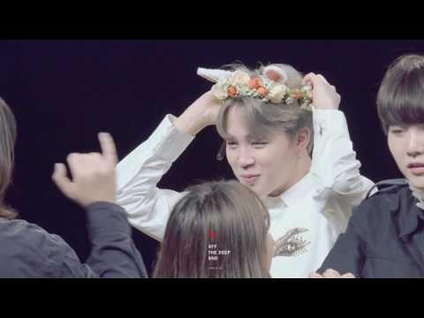 161028 방탄소년단(BTS) 지민(JIMIN) WINGS 여의도 팬싸인회 - YouTube
