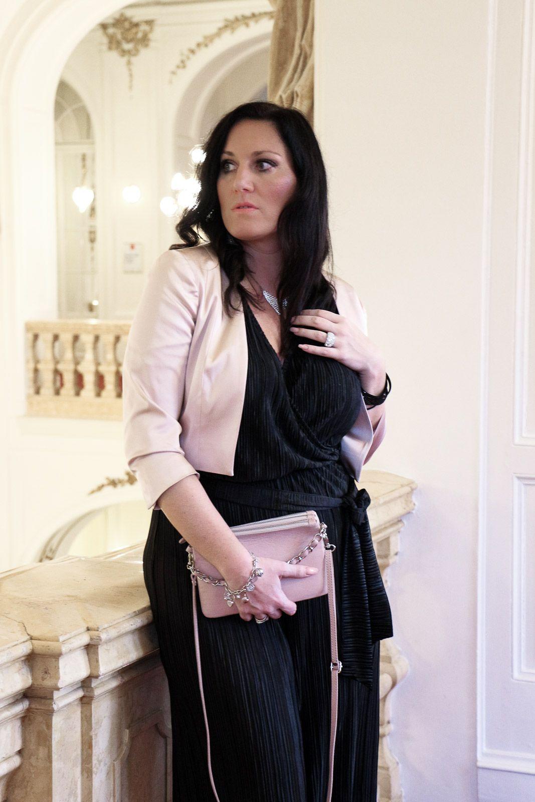 OUTFIT: Glamouröser Silvester Look in der Grazer Oper