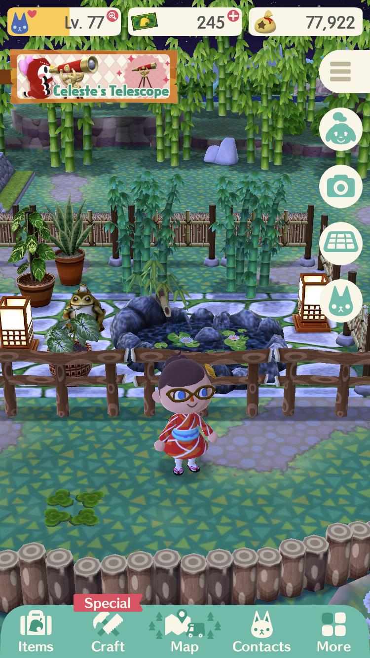Japanese garden. Animal crossing pc, Animal crossing