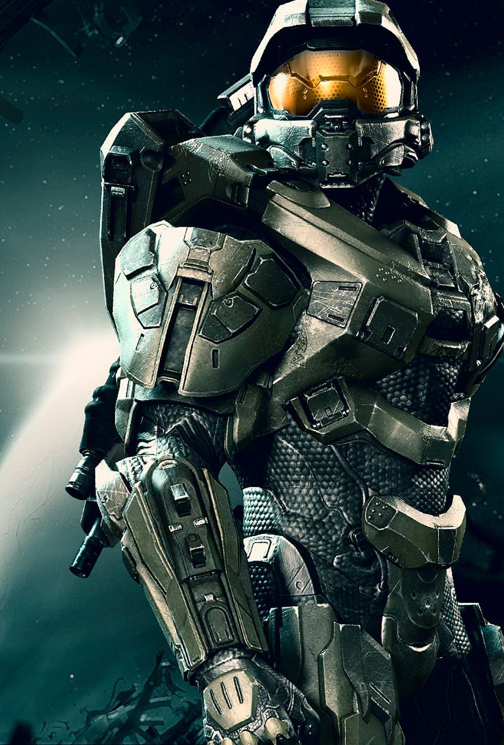 Awesome Halo iPhone Wallpapers - WallpaperAccess