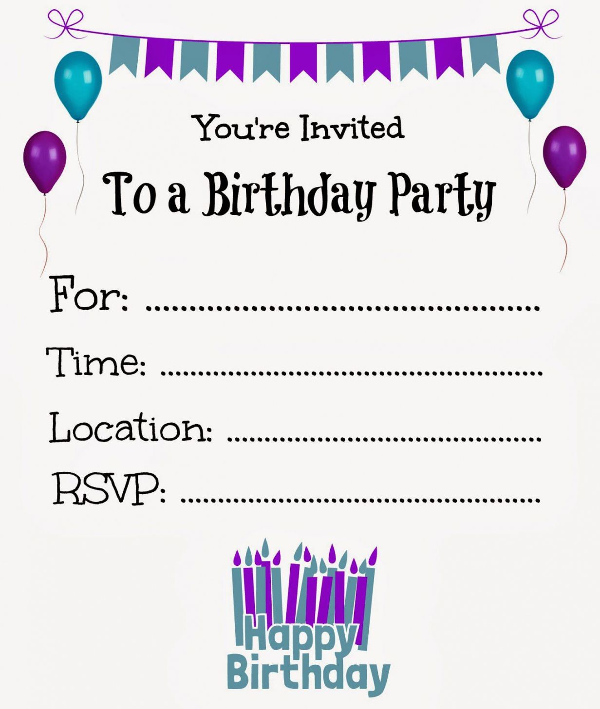 best 2018 new of free online birthday invitations 4k invitations